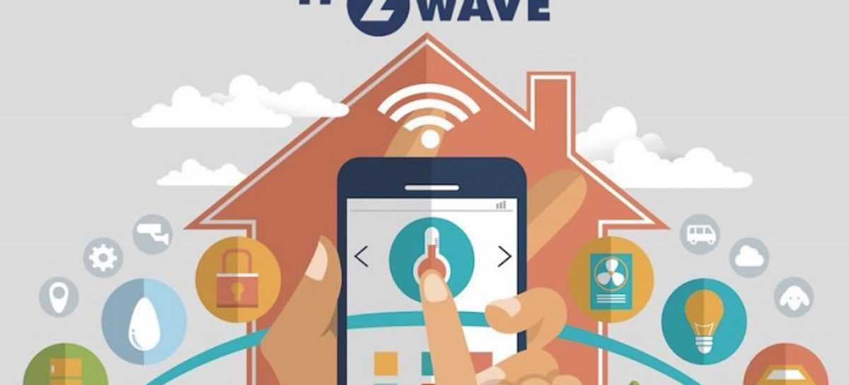 Z-Wave technology, the largest smart home technology