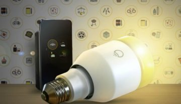 Create different settings that fit you with noon home's latest smart lighting system